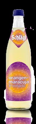 Orangen-Maracujalimonade