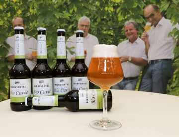 Bierviertel Bio Cuvee Titel