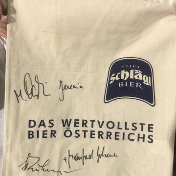 Die wertvollste Tasche Österreichs