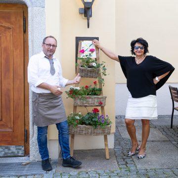 Genussstifter Elfi Und Egon Tuerschmuck